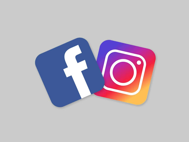 Facebook and Instagram logo