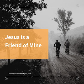 seeking Jesus friend deeper relationship with Jesus