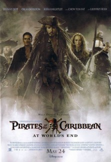 film pirates of the caribbean at world end indowebster