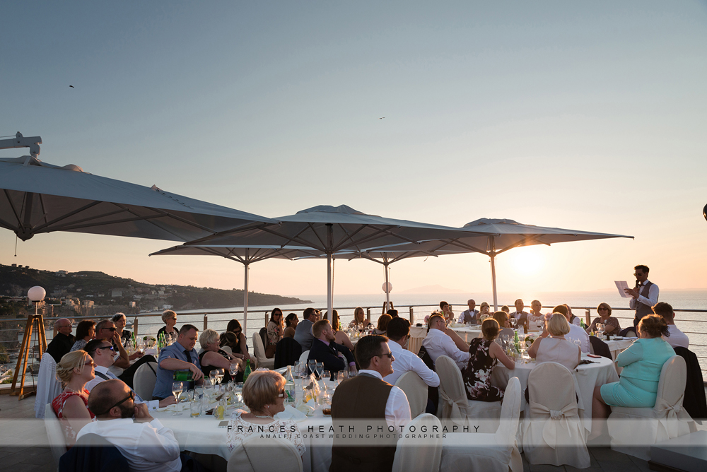 Wedding reception Hotel Mediterraneo