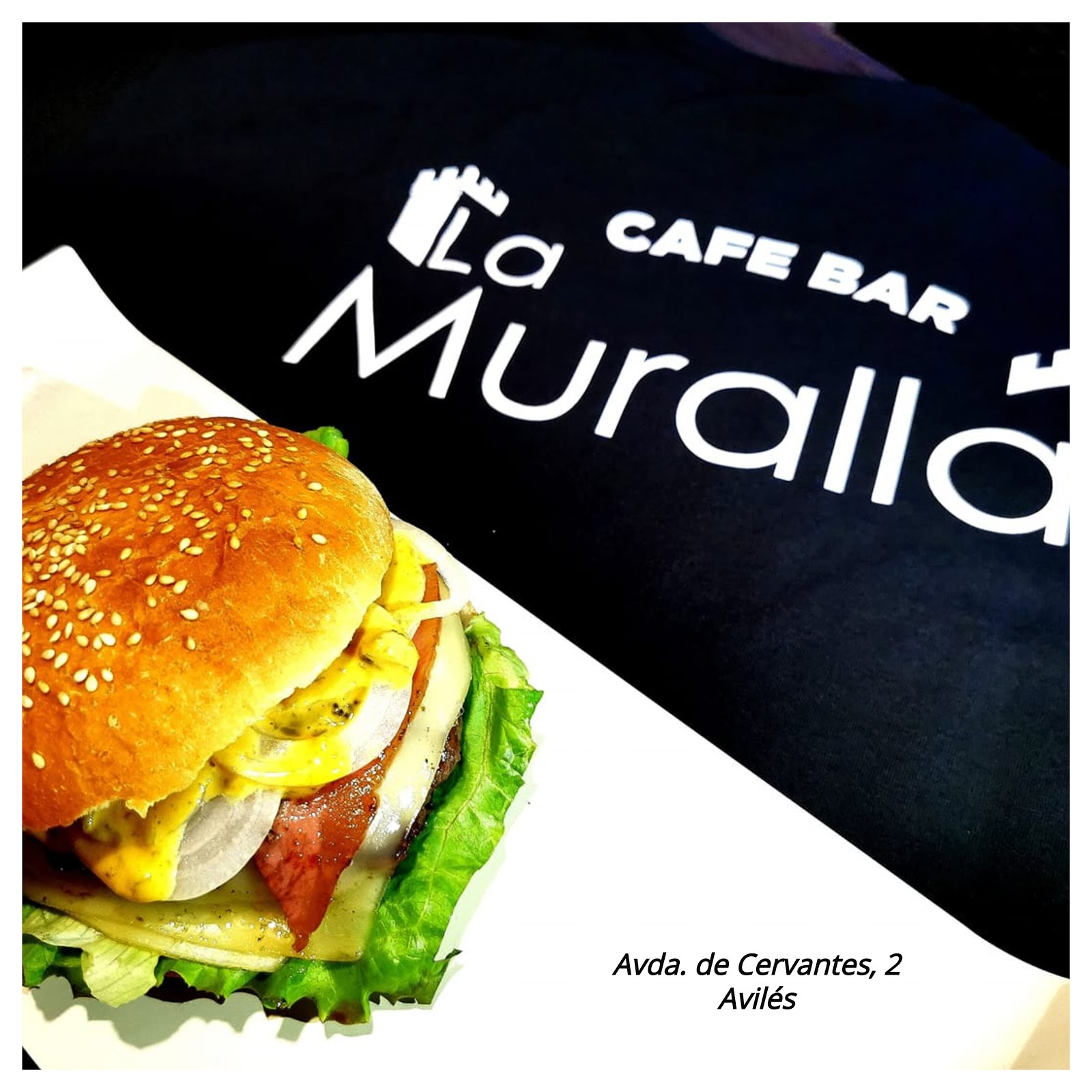 CAFE BAR LA MURALLA