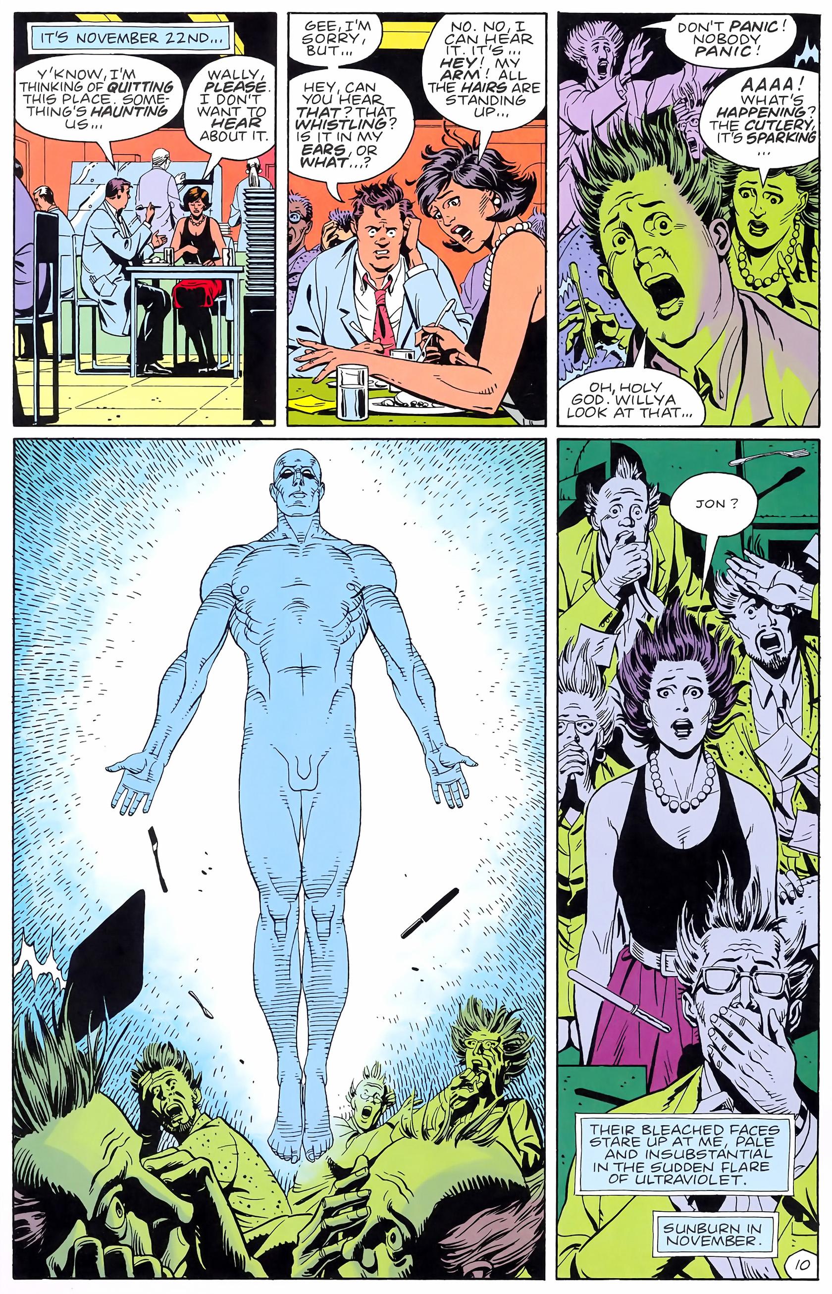 Watchmen (1986) issue 4 - Page 12