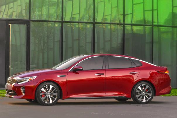 2016 Kia Optima SX 2.0T Review