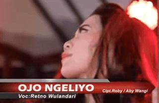 Lirik Lagu Ojo Ngeliyo - Retno Wulandari