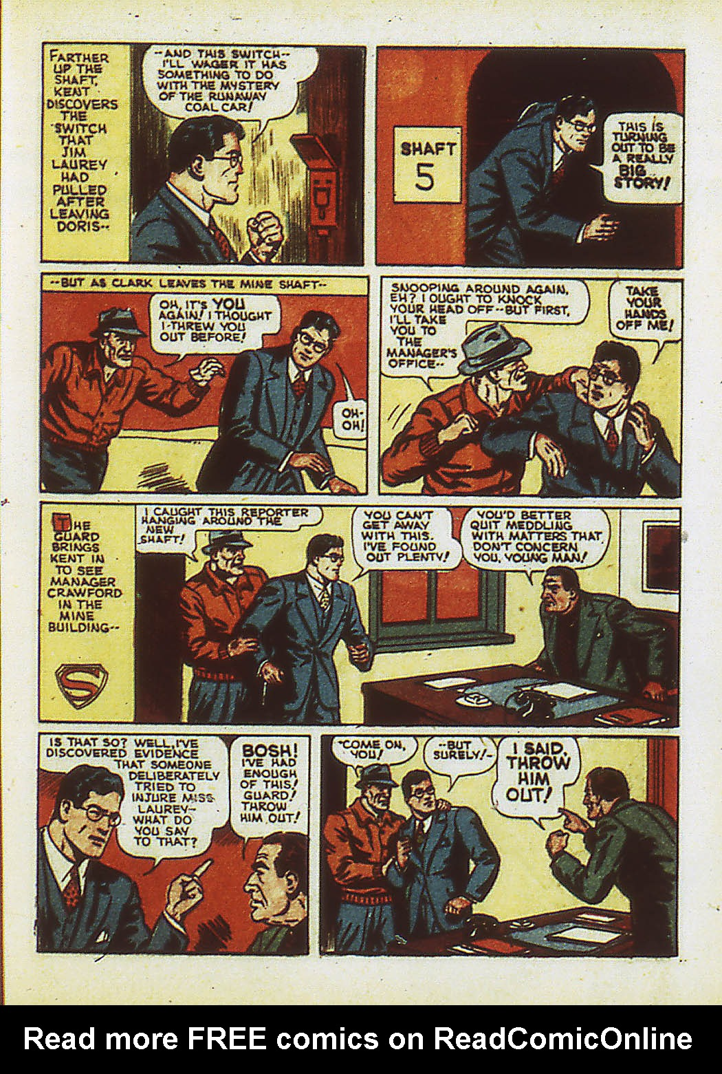 Read online Action Comics (1938) comic -  Issue #34 - 12