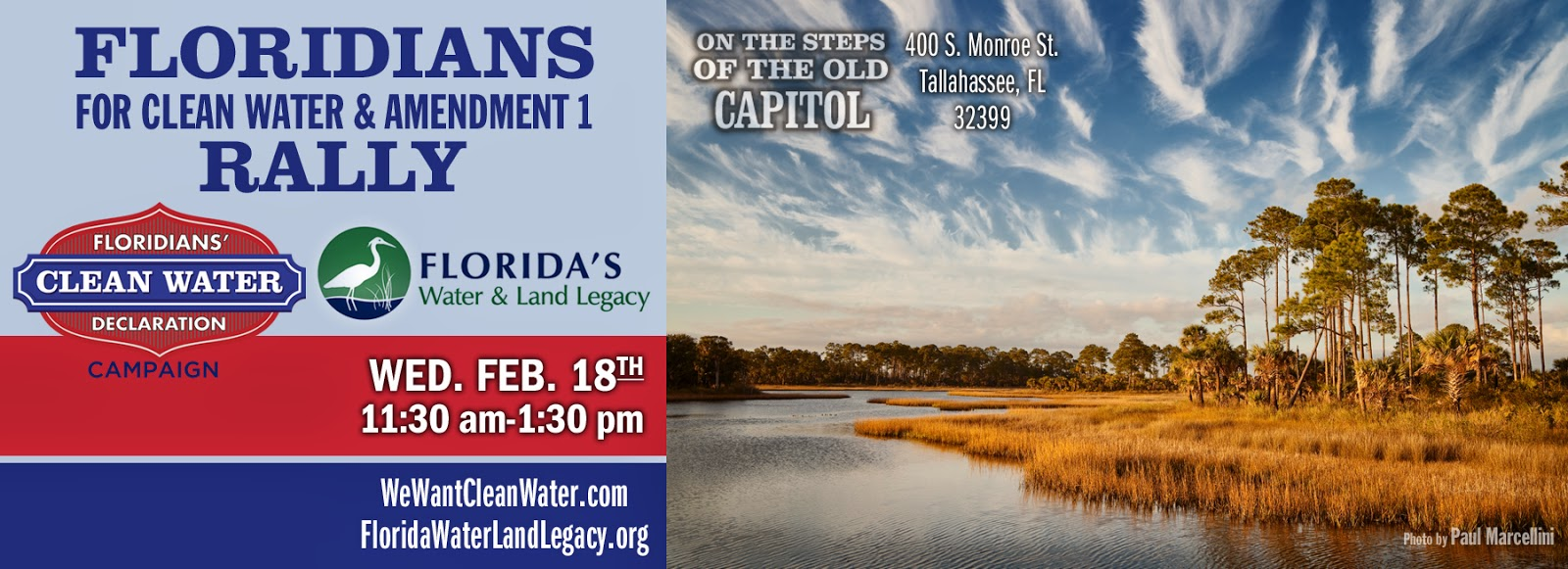 Everglades%2B1 tally%2Brally%2Bgraphic 2015 In: Make Your Plans for Amendment 1 Rally | Our Santa Fe River, Inc. (OSFR) | Protecting the Santa Fe River in North Florida