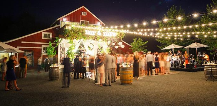The Red Barn Wedding Venues