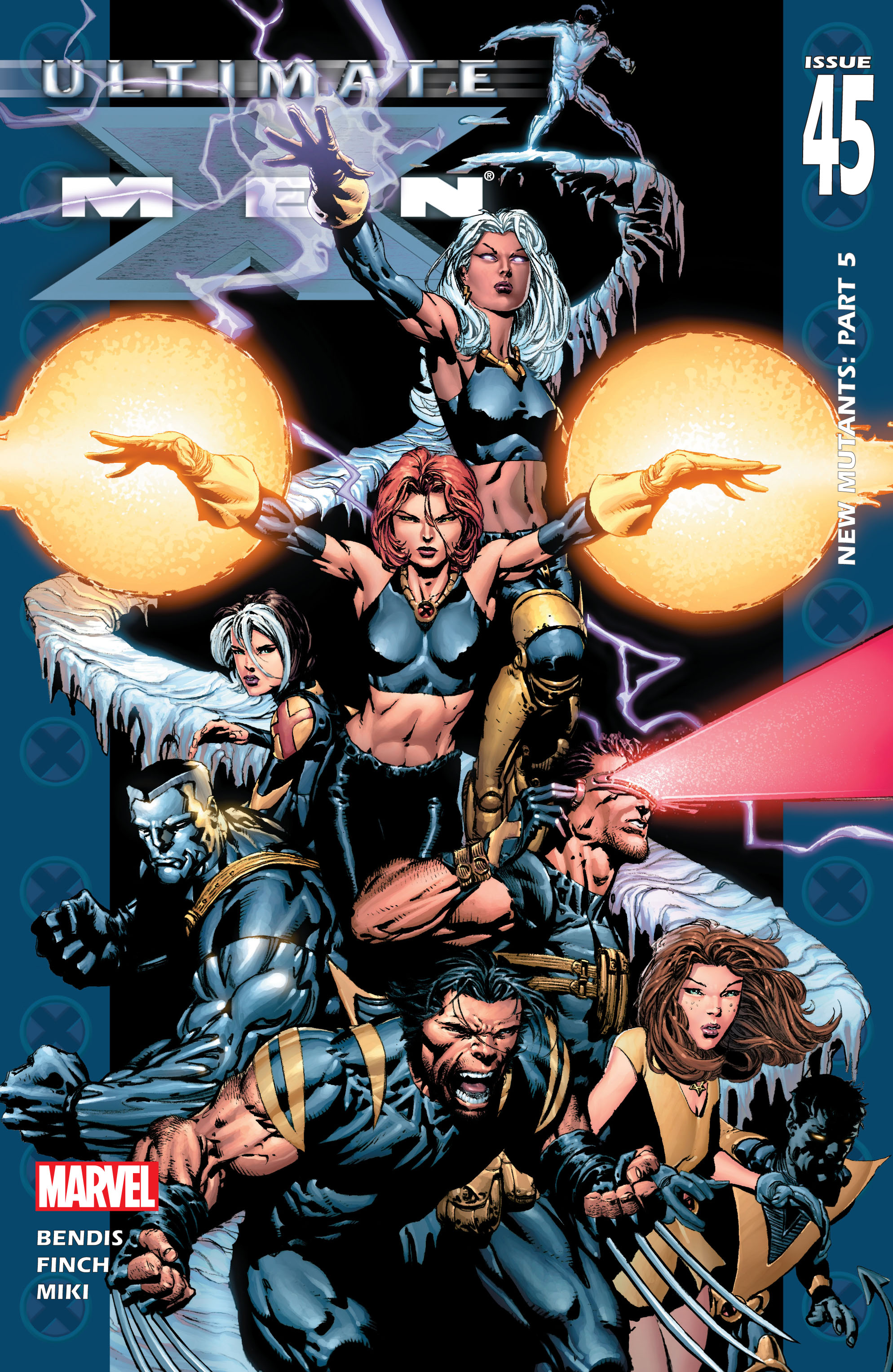 Ultimate X-Men issue 45 - Page 1