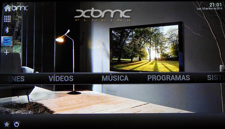Añade Accesos Directos a tu ANDROIDTV con SIDEBAR LITE