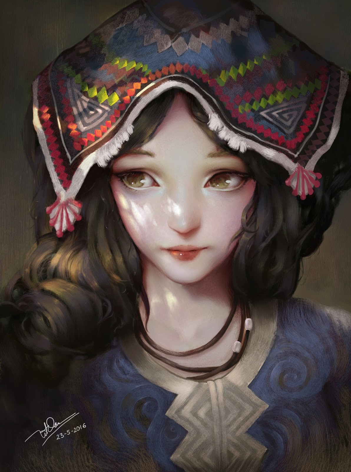 Digital Art By Dao Le Trong