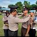 Polres Agam Gelar Upacara Korps Raport Kenaikan Pangkat