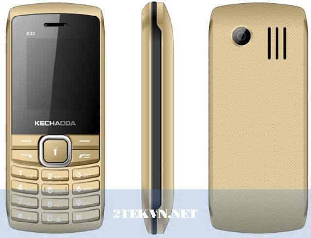 kechaoda K33 vàng