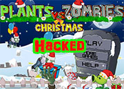 Plants Vs Zombies Christmas Hacked