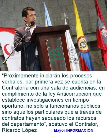 En Cundinamarca obras inconclusas por más de noventa mil millones de pesos.
