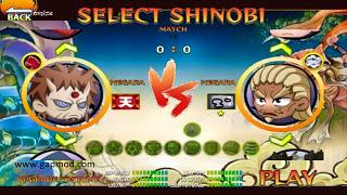 Head Soccer Mod Naruto NSUNS 4 Apk