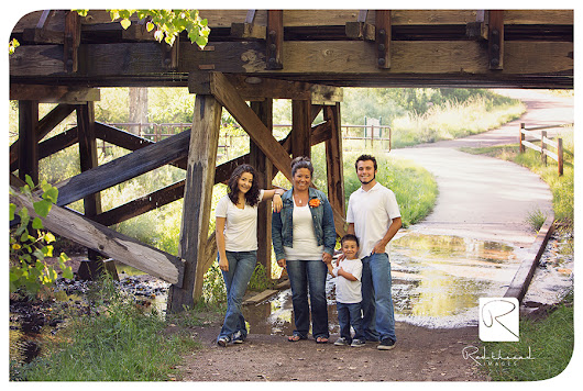 Families Who Play: The H Family {Denver Family Photographer}