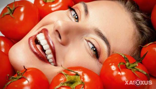 17 Cara Membuat Masker Tomat Untuk Wajah Beserta Manfaatnya