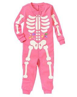 cbd45da49 Halloween Skeleton Pajamas for Kids