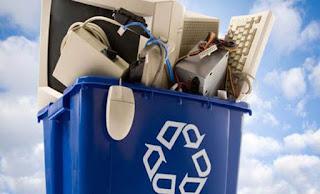 Instala Coahuila centros de acopio para desechos electrónicos