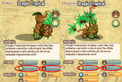 Dragão Tropical