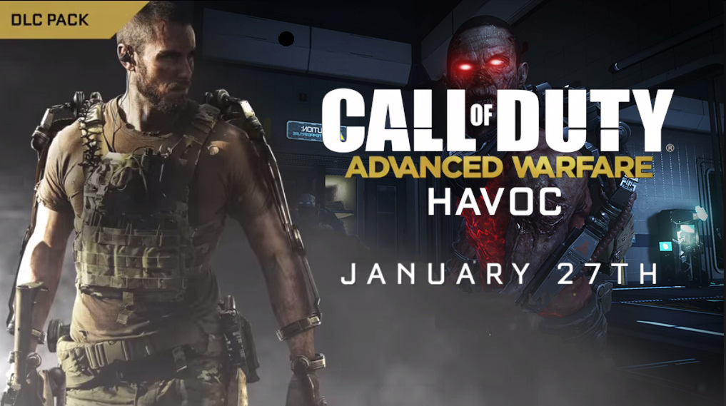 Advanced Warfare Havoc Zombies DLC (Maps + zomnies PKG) Ps4 Exploit