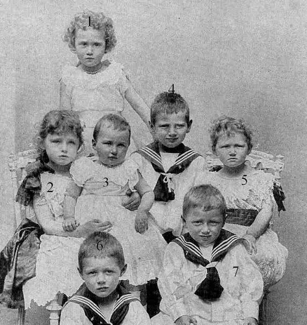 Frederick VIII 's grandchildren
