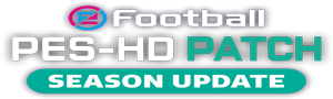 PES HD PATCH - eFootball Updates