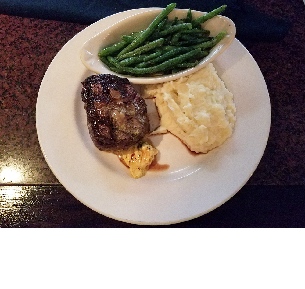 Filet Mignon by The Majestic Grille