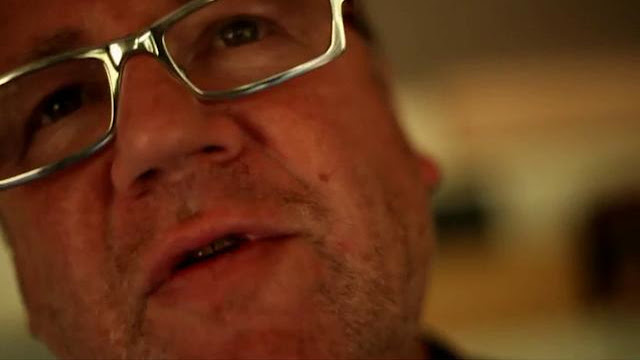Ray Winstone in UNKLE's The Answer