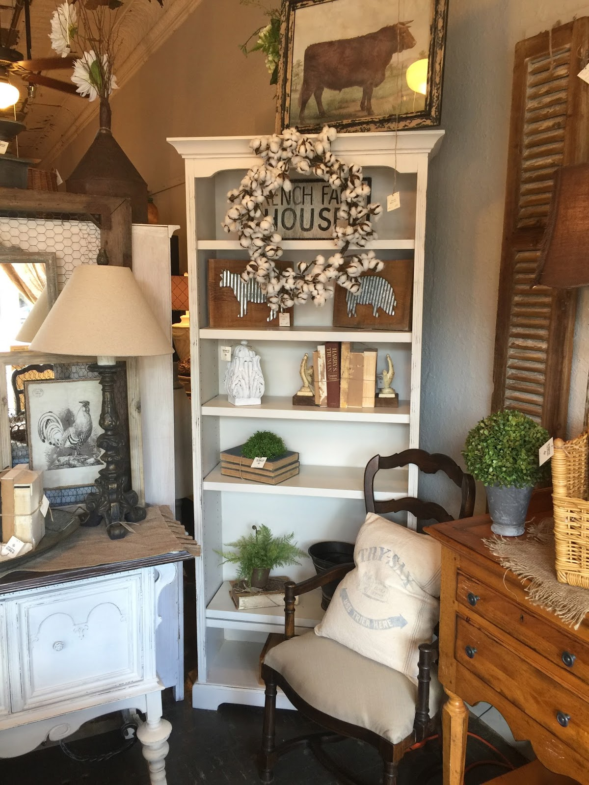The french flea french country farmhouse august 11 14th for French country farmhouse