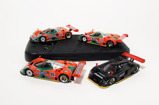 hot wheels mazda 787b