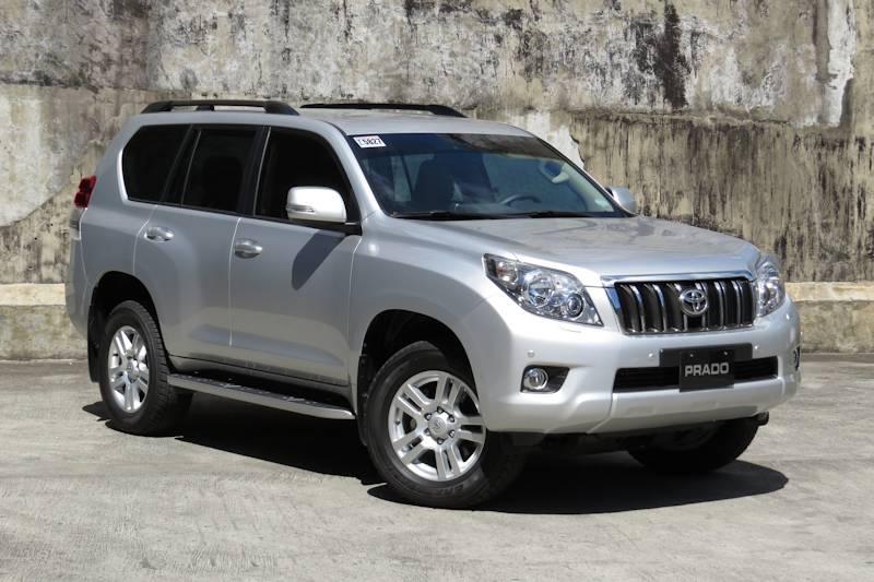 Review: 2013 Toyota Land Cruiser Prado 4 0 V6 | Philippine