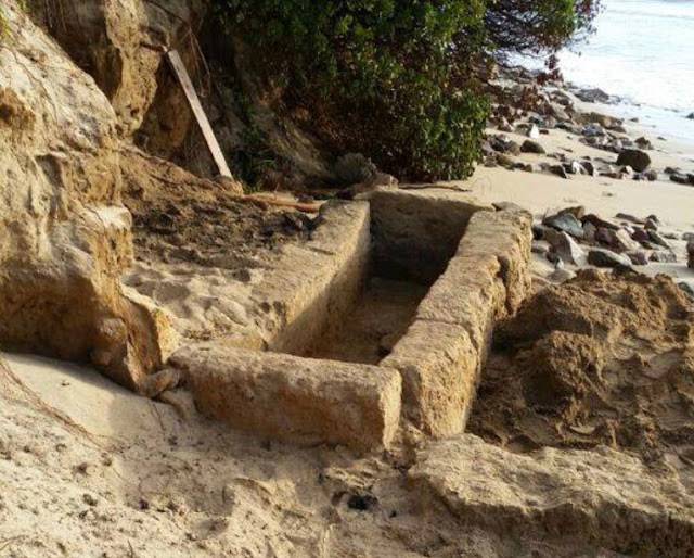 Punic tomb unearthed in Sardinia