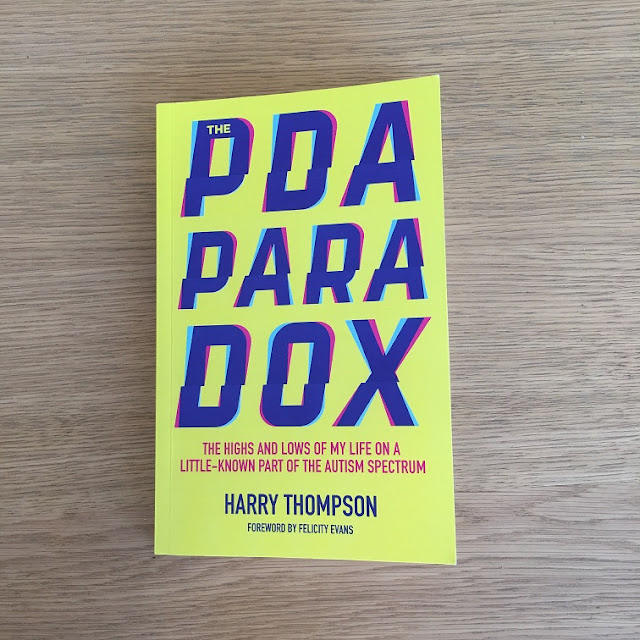 The PDA Paradox: Highs and Lows of Pathological Demand Avoidance book cover