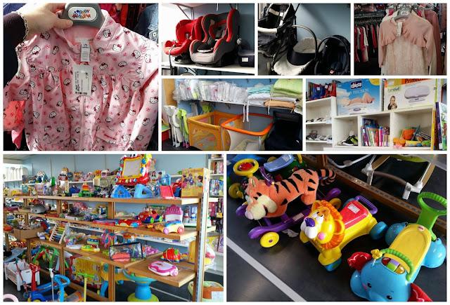 negozio baby bazar di Seriate