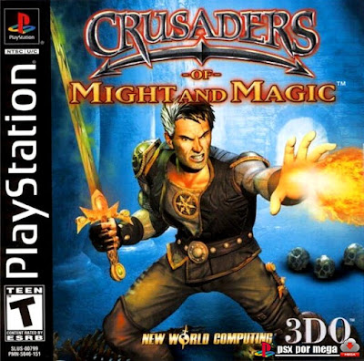 descargar crusader of might and magic psx mega