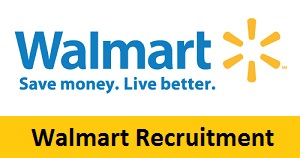 Walmart Recruitment 2017-2018