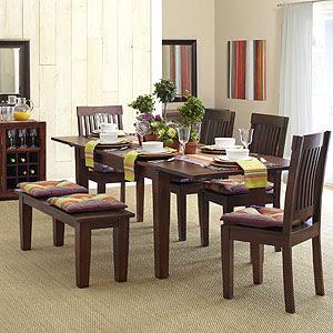 Desain Interior Ruang Makan Sederhana