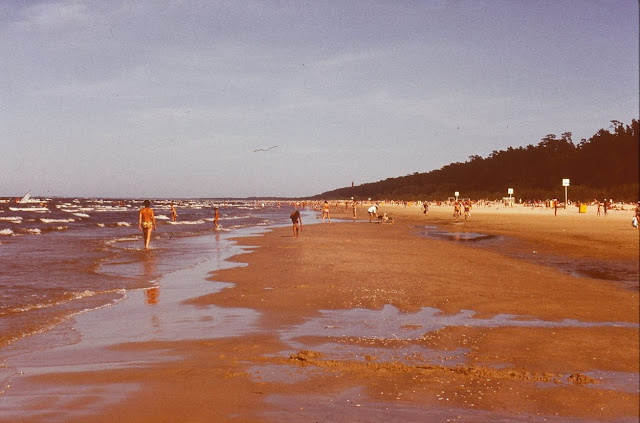1983 год. Юрмала. На Рижском взморье