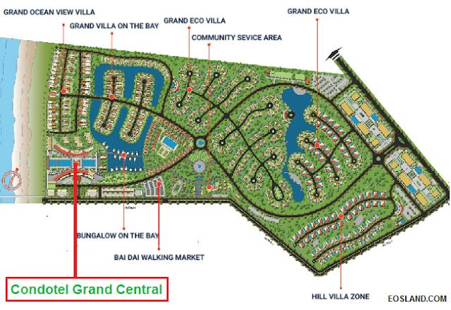 Quy hoạch Grand World Phú Quốc