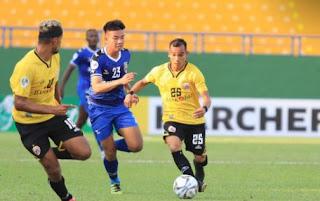 Becamex vs Persija 3-1 Highlights - Grup G Piala AFC