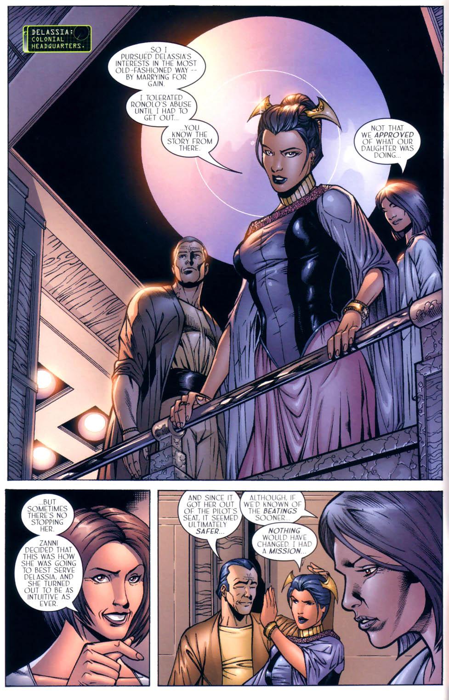 Read online Sigil (2000) comic -  Issue #9 - 4