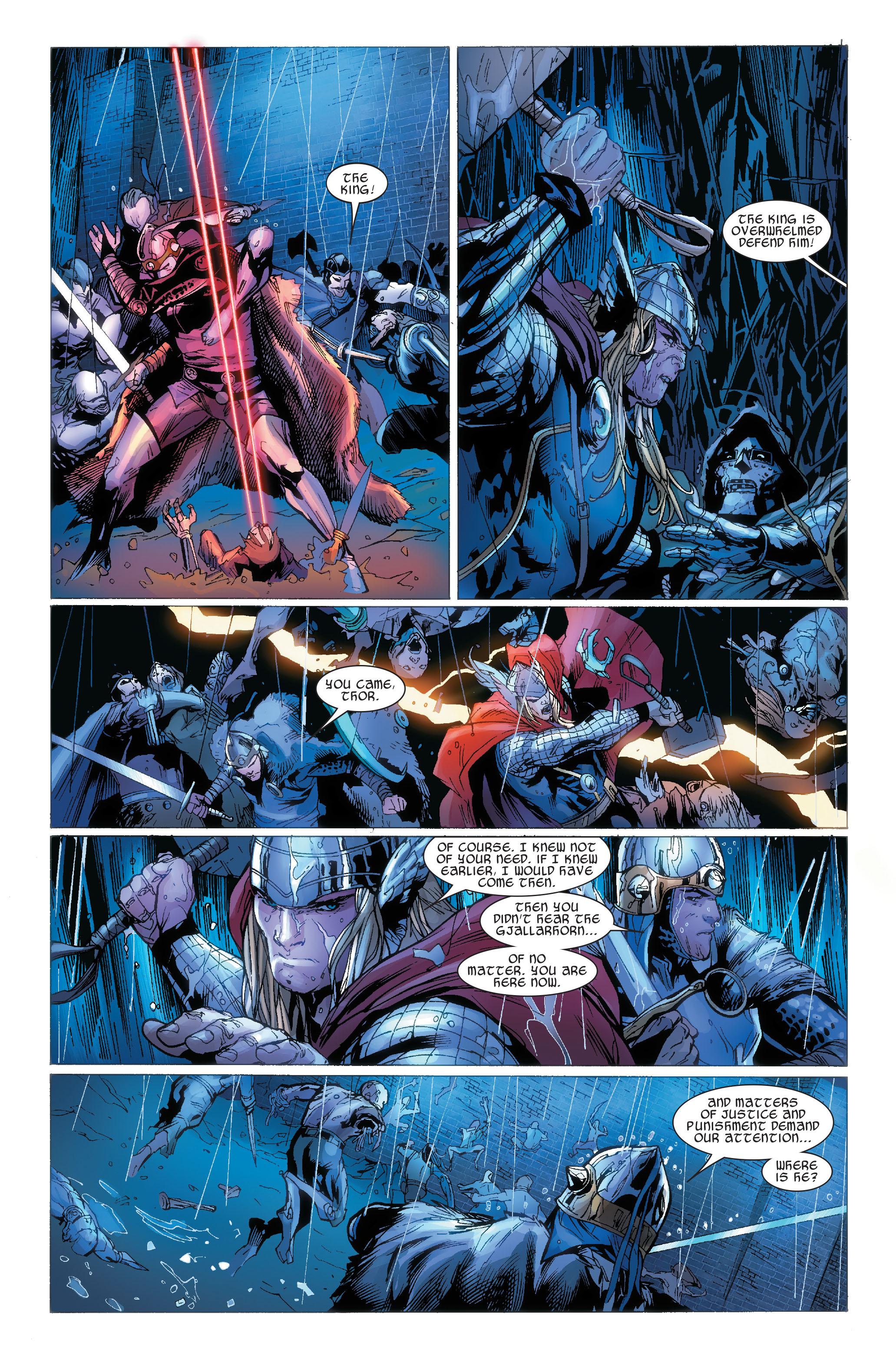 Thor (2007) Issue #605 #18 - English 8