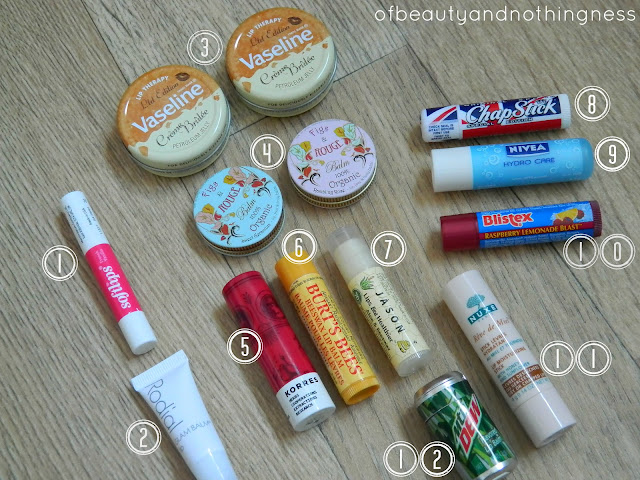 Lip Balm Collection