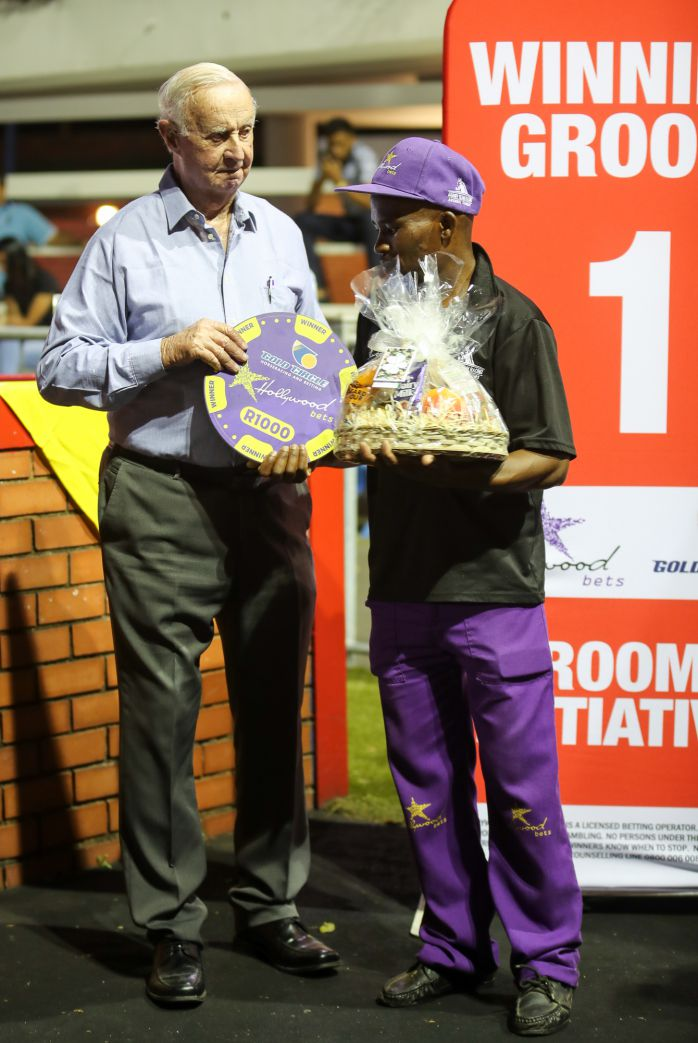20200131 - Race 5 - Sinethemba Ndayi - TECHNO CAPTAIN