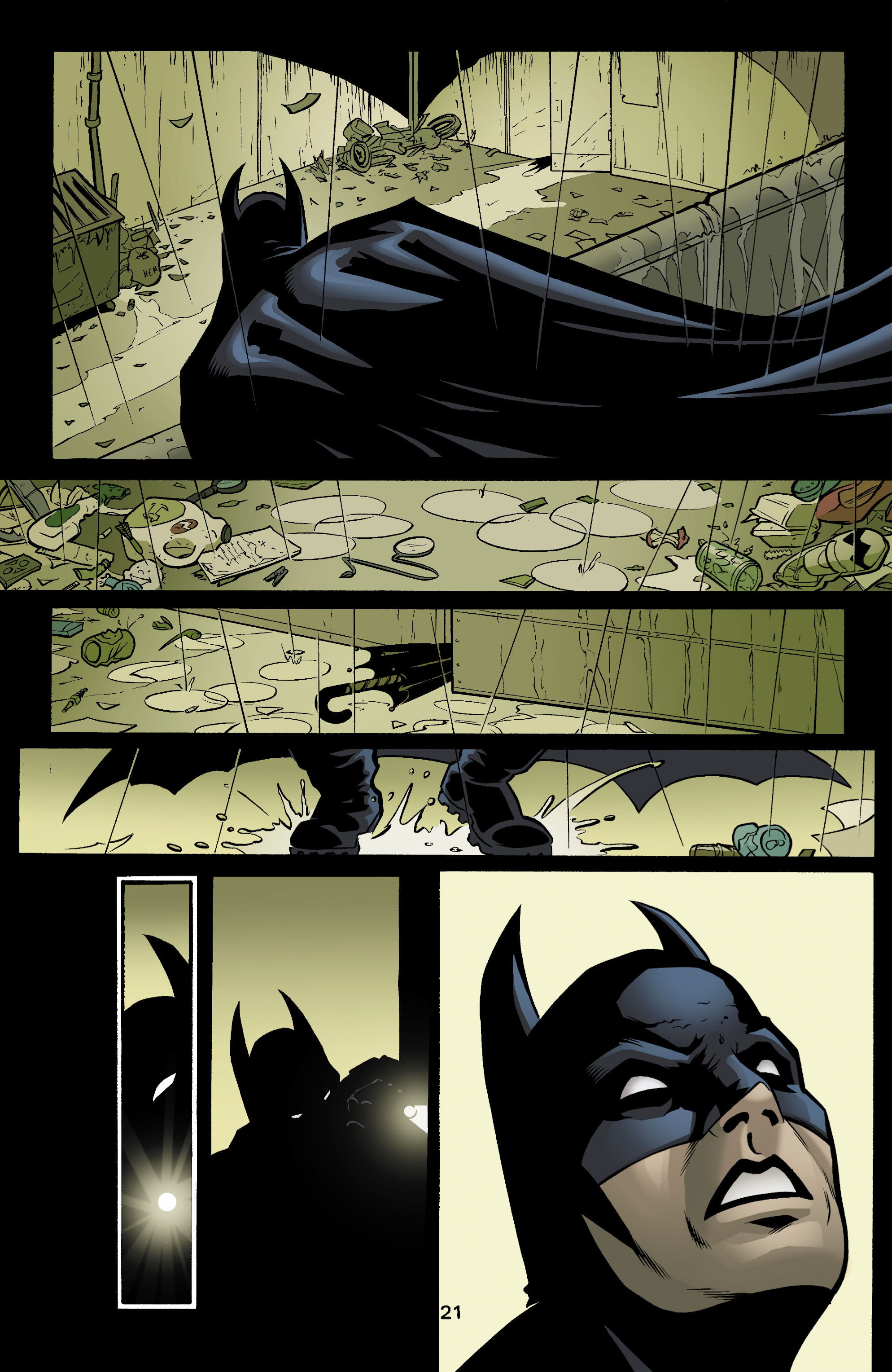 Detective Comics (1937) 778 Page 21