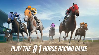 Photo Finish Horse Racing Mod APK