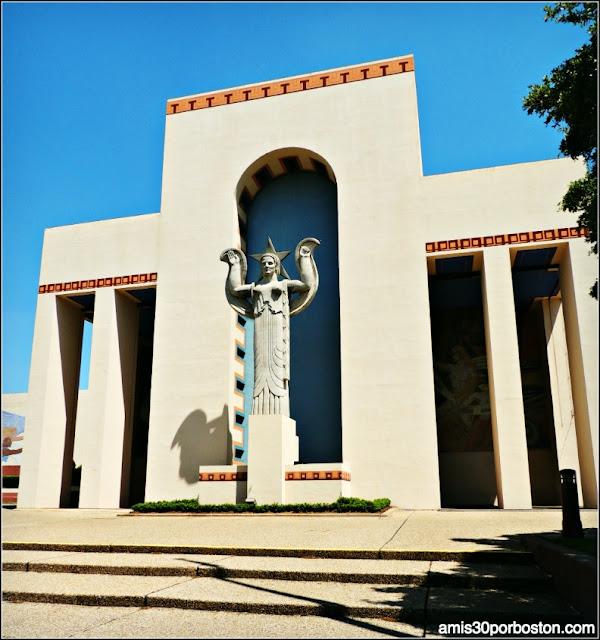 Centennial Hall: República de Texas