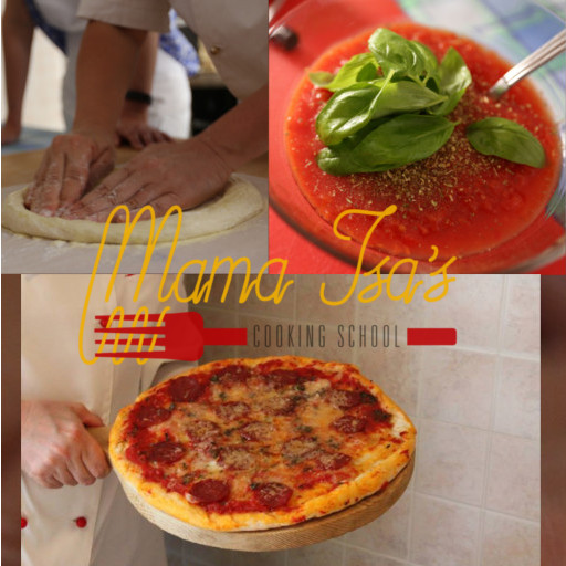 Pizza Classes at Mama Isa's Cooking School Venice Italy
