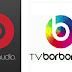 Logos das TVs Borborema e Manaíra tem pequenas semelhanças com outros
